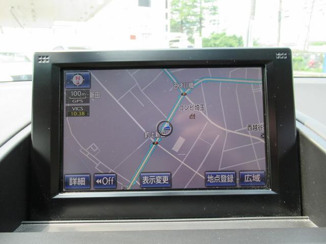 HS250h 後期型 Cセンサー 純正HDDナビ Bカメラ(6枚目)
