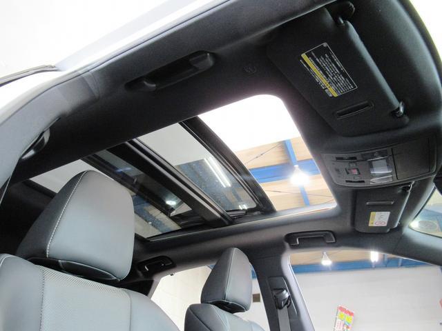RX450h Fスポーツ パノラマサンルーフ・本革シート・プリクラッシュS・全車速レーダークルーズC・LKA・BSM・HUD・S&Bカメラ・BTオーディオ・100V電源・電動ハッチバック・20AW・LEDライト・Aハイビーム(7枚目)