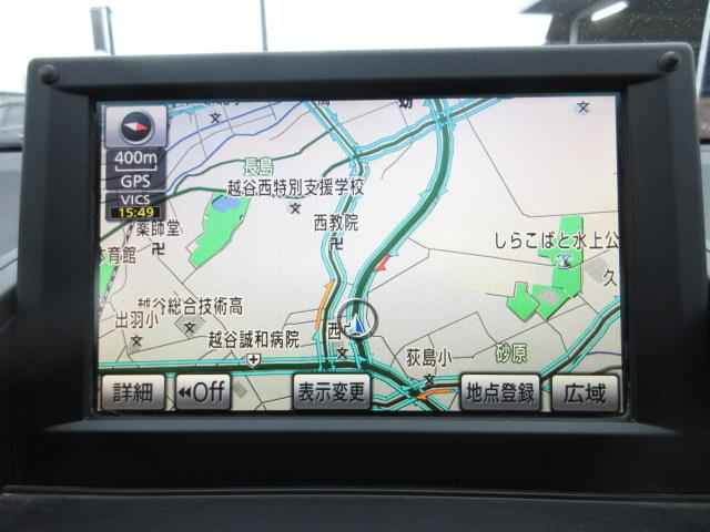 トヨタ SAI G HDDナビフルセグTV LEDライトバックカメラ
