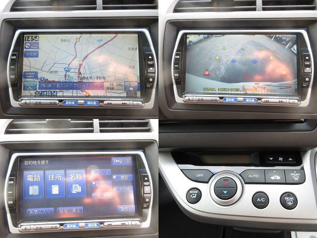 ホンダ ストリーム RST  メモリーナビフルセグTVエアロHIDライトBカメラ
