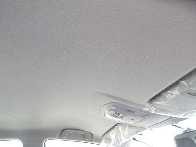 内装クリーニング済み!シートも天井もきれいですよ♪