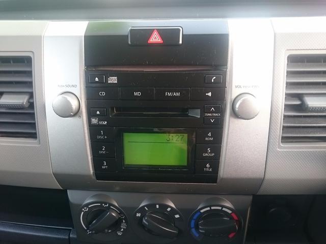 スズキ ワゴンR FX-Sリミテッド キーレス CDMD タイミングチェーン