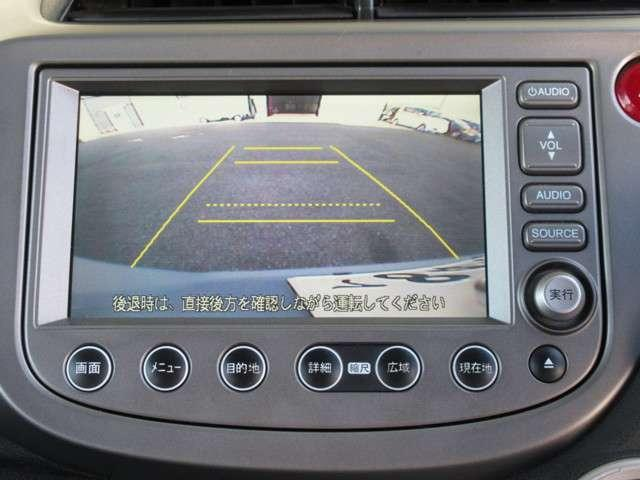 ホンダ フィット L 標準HDDナビRカメラ ETC 1オーナー