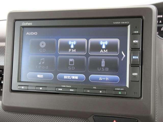 Gホンダセンシング 純正メモリーナビ Bluetooth ドラレコ ETC(4枚目)