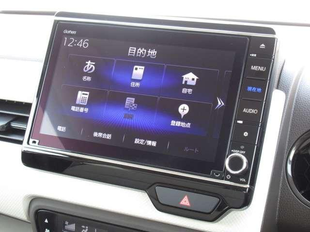 Lホンダセンシング 当社試乗車 純正8インチナビ Bluetooth ETC(4枚目)