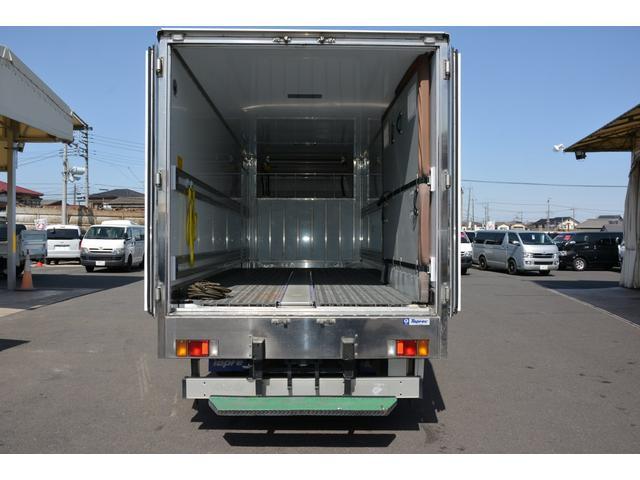 いすゞ エルフトラック ワイド超ロング 冷蔵冷凍車 スタンバイ 積載3900kg