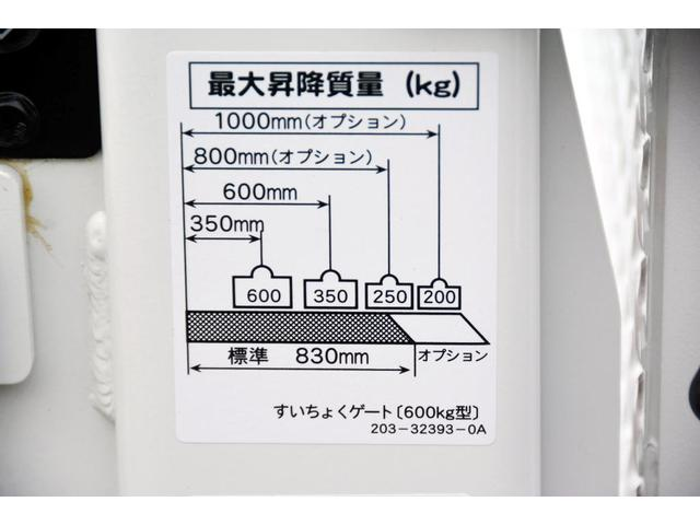 三菱ふそう キャンター 標準ロング 平ボディー 垂直リフト AT 積載2t