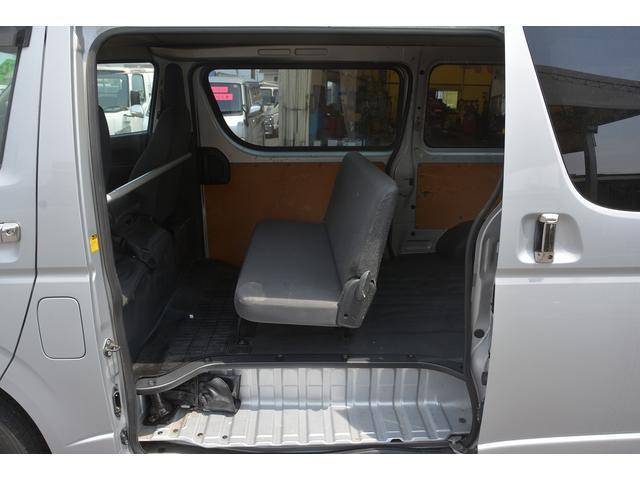 トヨタ レジアスエースバン ロングDX GLパッケージ 5ドア 3型 3~6人乗り