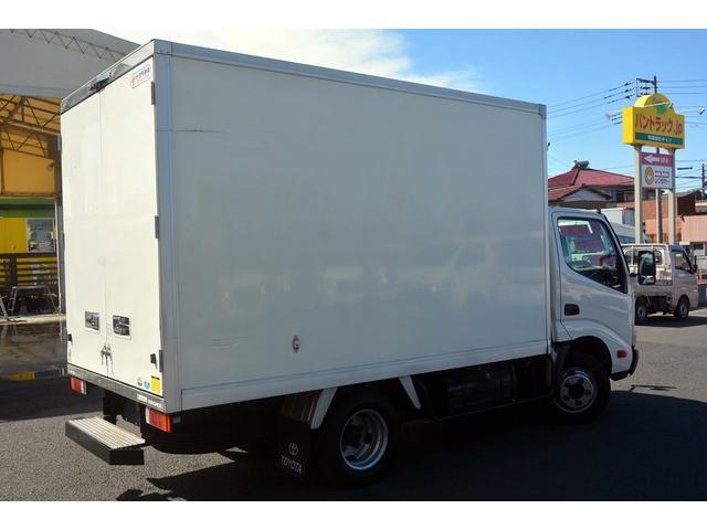 トヨタ トヨエース 冷凍車 積載2000kg サイドドア 10尺 低温 -32度
