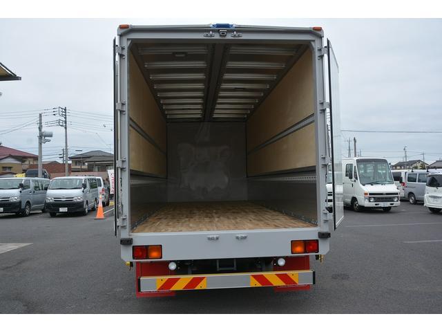 アルミウイング 積載2950kg ワイド 寝台 リアエアサス(17枚目)