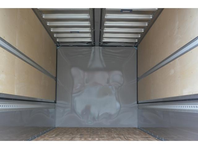アルミウイング 積載2950kg ワイド 寝台 リアエアサス(19枚目)