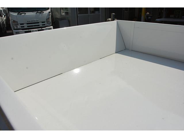 いすゞ エルフトラック Lゲート 強化ダンプ 積載3000kg 全低床