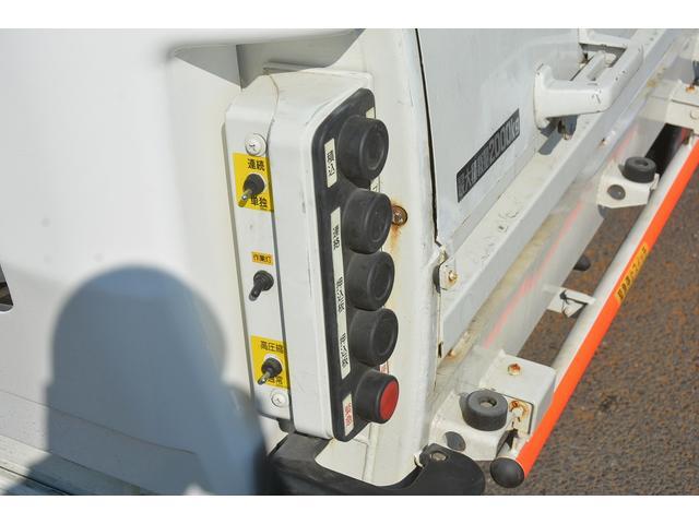 日野 デュトロ 極東製パッカー車 プレス式 積載2000kg 連続スイッチ