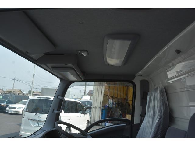 いすゞ エルフトラック 10尺 アルミバン ラッシング2段 積載2000kg