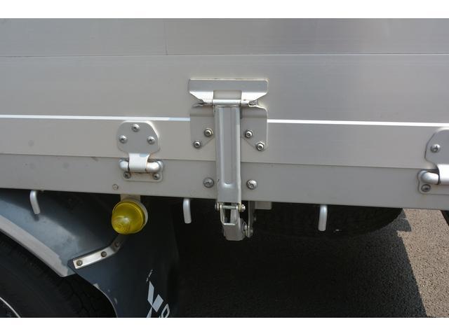 平ボディー アルミブロック 積載3650kg 床フック3対(17枚目)
