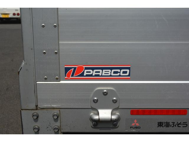平ボディー アルミブロック 積載3650kg 床フック3対(18枚目)