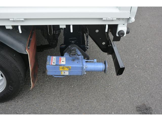 三菱ふそう キャンター 4段クレーン 積載3000kg タダノ リアアウトリガー