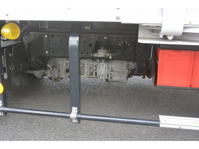 ロング アルミバン 積載2000kg サイドドア(10枚目)