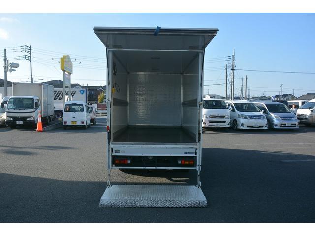 10尺 保冷バン 積載1200kg パワーゲート 東プレ(13枚目)