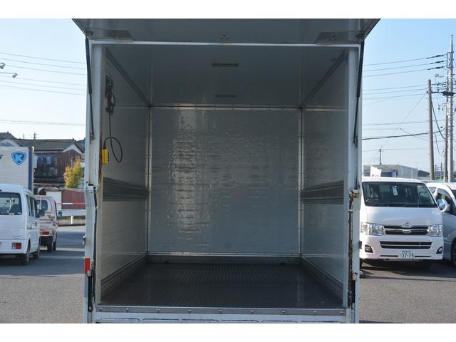 10尺 保冷バン 積載1200kg パワーゲート 東プレ(15枚目)
