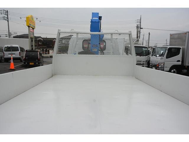 ロング 4段クレーン付ダンプ 積載2000kg 2.33t吊(13枚目)