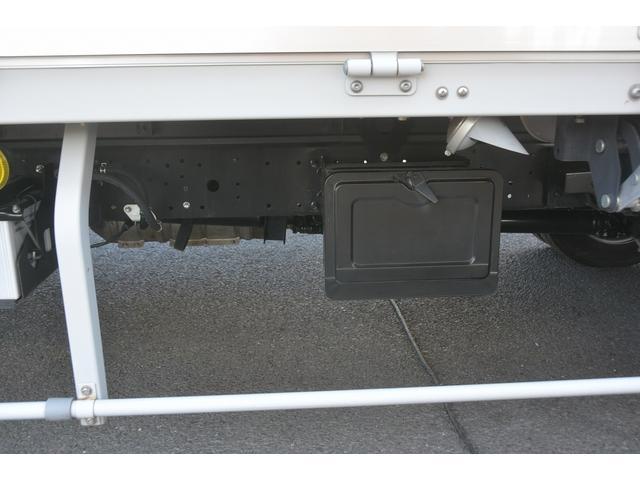 ワイドロング アルミウイング 2t積 導風板 荷台鉄板張り(12枚目)