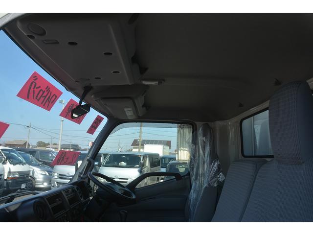 ワイドロング アルミウイング 2t積 導風板 荷台鉄板張り(20枚目)