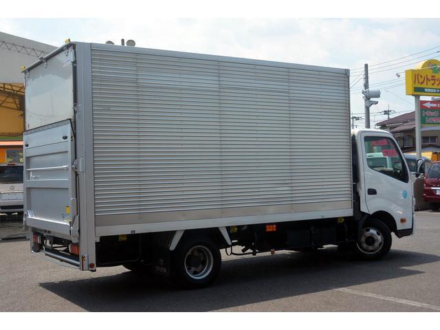 ワイドロング アルミバン 積載3000kg パワーゲート(8枚目)