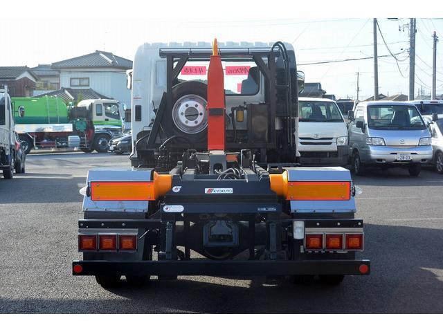「その他」「ヒノレンジャー」「トラック」「埼玉県」の中古車4