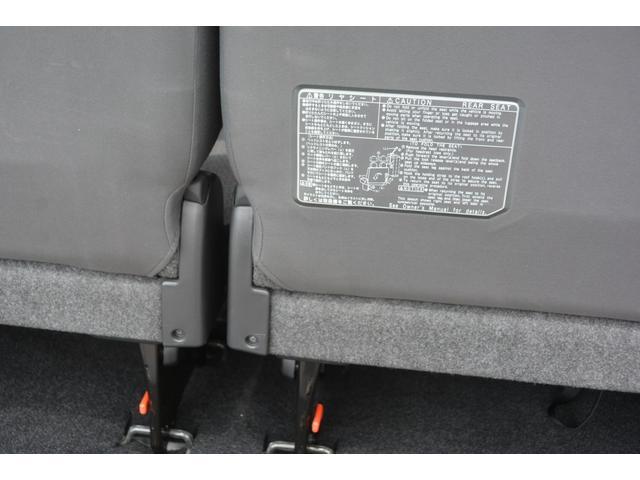 GL 14人乗 4ドア ナビ パワースライドドア 4型 ワンオーナー トヨタ純正ナビ(SD無し) ワンセグTV バックカメラ オートエアコン 取扱説明書 新車時保証書 スペアキー レベライザー ダブルエアバック ETC リクライニングモケットシート(18枚目)