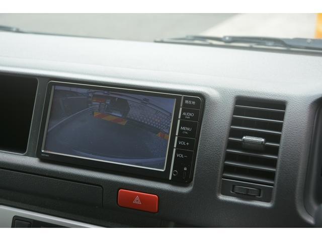 GL 14人乗 4ドア ナビ パワースライドドア 4型 ワンオーナー トヨタ純正ナビ(SD無し) ワンセグTV バックカメラ オートエアコン 取扱説明書 新車時保証書 スペアキー レベライザー ダブルエアバック ETC リクライニングモケットシート(32枚目)