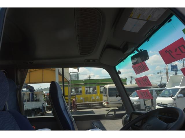 ロング GX 29人 自動ドア ナビ ルームラック AT オートステップ フォグランプ クーラー ヒーター モケットシート 後席モニター 新車時保証書 左電動格納ミラー バックカメラ ETC 暖機スイッチ スタッドレスタイヤ(37枚目)