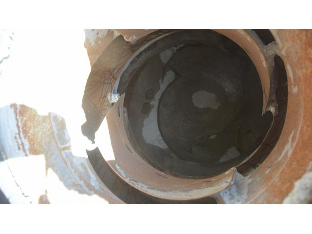 3軸 ベッド ミキサー車 カヤバ 8.9立米 電動ホッパ 6速MT 2デフ 水タンク キャブラダー 左電動格納ミラー フォグランプ ミラーヒーター 坂道発進補助 チョーク タコグラフ(21枚目)