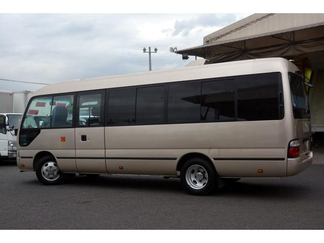 ロングEX マイクロバス エアサス 自動ドア ナビ 29人乗り 自動ドア モケットシート ルームラック ETC バックカメラ 冷蔵庫 エアサス フォグランプ(8枚目)