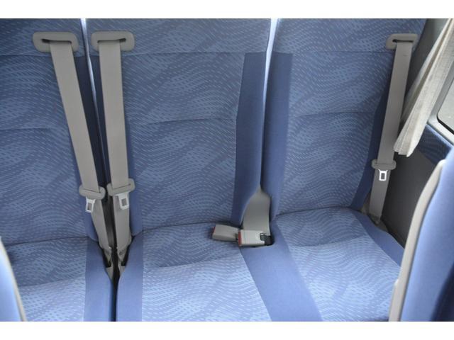 ロングEX マイクロバス エアサス 自動ドア ナビ 29人乗り 自動ドア モケットシート ルームラック ETC バックカメラ 冷蔵庫 エアサス フォグランプ(19枚目)