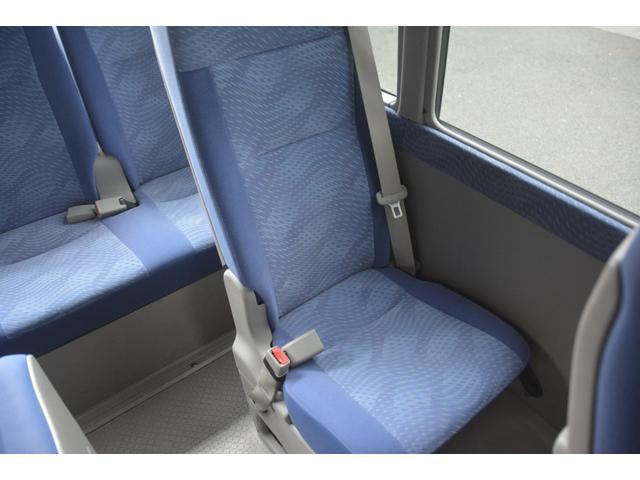 ロングEX マイクロバス エアサス 自動ドア ナビ 29人乗り 自動ドア モケットシート ルームラック ETC バックカメラ 冷蔵庫 エアサス フォグランプ(21枚目)
