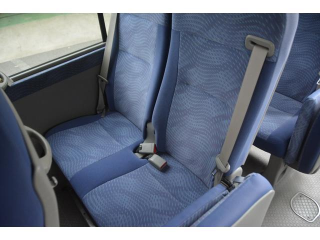 ロングEX マイクロバス エアサス 自動ドア ナビ 29人乗り 自動ドア モケットシート ルームラック ETC バックカメラ 冷蔵庫 エアサス フォグランプ(22枚目)