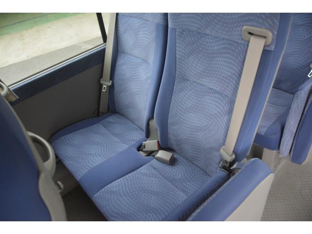 ロングEX マイクロバス エアサス 自動ドア ナビ 29人乗り 自動ドア モケットシート ルームラック ETC バックカメラ 冷蔵庫 エアサス フォグランプ(26枚目)