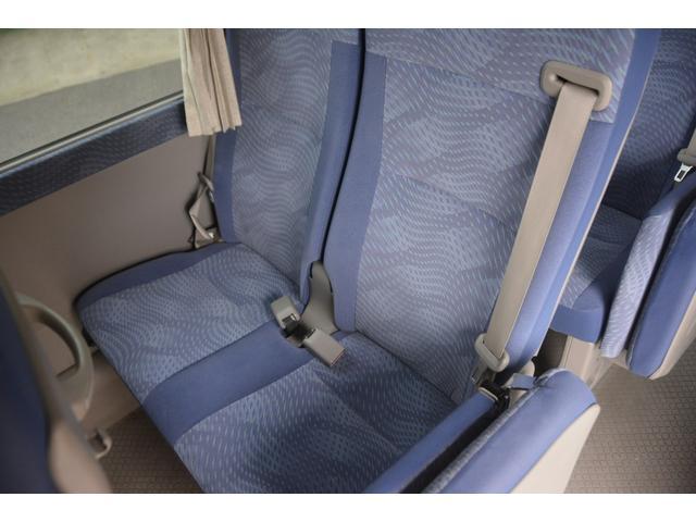 ロングEX マイクロバス エアサス 自動ドア ナビ 29人乗り 自動ドア モケットシート ルームラック ETC バックカメラ 冷蔵庫 エアサス フォグランプ(28枚目)