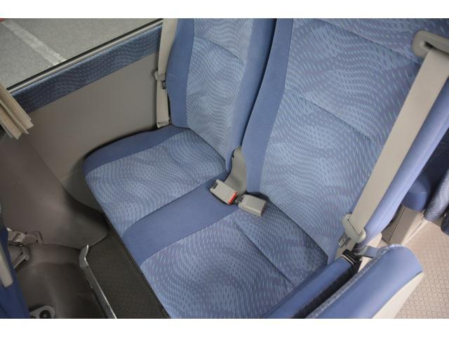 ロングEX マイクロバス エアサス 自動ドア ナビ 29人乗り 自動ドア モケットシート ルームラック ETC バックカメラ 冷蔵庫 エアサス フォグランプ(29枚目)