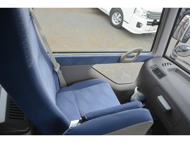 ロングEX マイクロバス エアサス 自動ドア ナビ 29人乗り 自動ドア モケットシート ルームラック ETC バックカメラ 冷蔵庫 エアサス フォグランプ(30枚目)