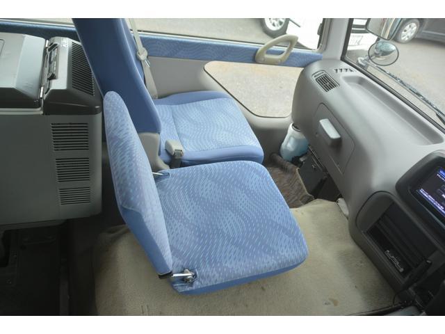 ロングEX マイクロバス エアサス 自動ドア ナビ 29人乗り 自動ドア モケットシート ルームラック ETC バックカメラ 冷蔵庫 エアサス フォグランプ(37枚目)