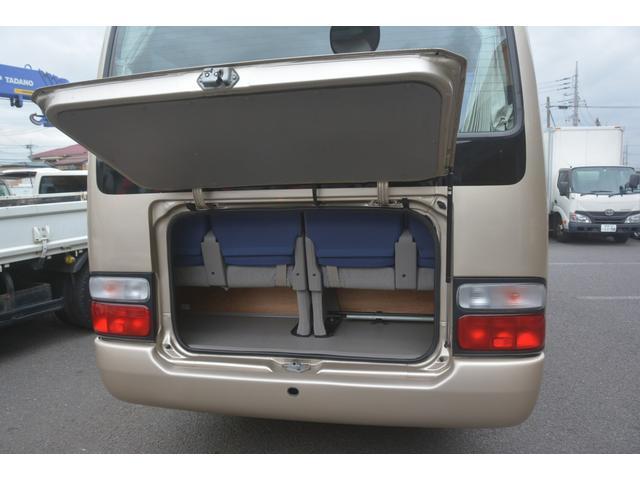 ロングEX マイクロバス エアサス 自動ドア ナビ 29人乗り 自動ドア モケットシート ルームラック ETC バックカメラ 冷蔵庫 エアサス フォグランプ(43枚目)