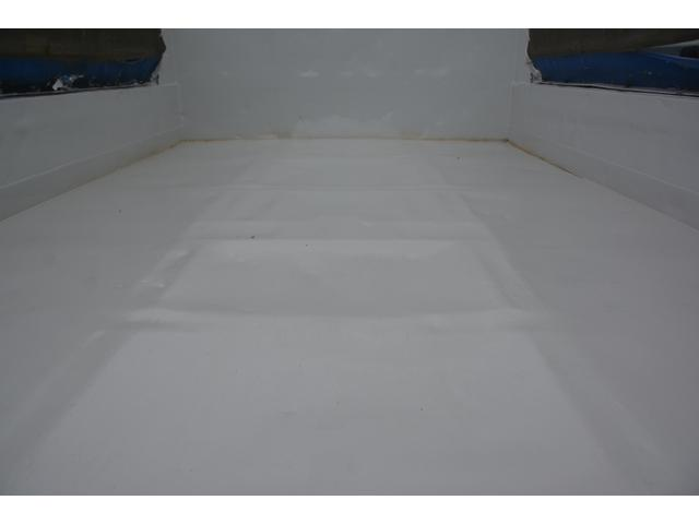 4トン ベッドレス 強化ダンプ 1方開 電動コボレーン MT 極東製 積載3800kg フォグランプ 坂道発進補助 ETC ダンプピン(17枚目)