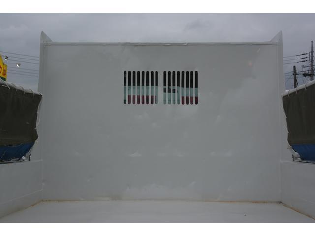 4トン ベッドレス 強化ダンプ 1方開 電動コボレーン MT 極東製 積載3800kg フォグランプ 坂道発進補助 ETC ダンプピン(18枚目)