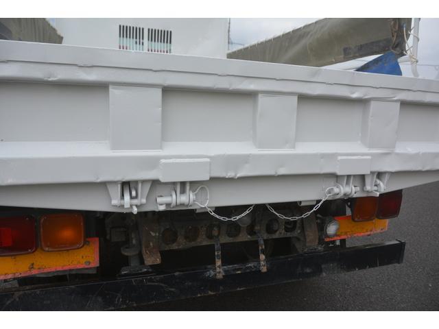 4トン ベッドレス 強化ダンプ 1方開 電動コボレーン MT 極東製 積載3800kg フォグランプ 坂道発進補助 ETC ダンプピン(19枚目)