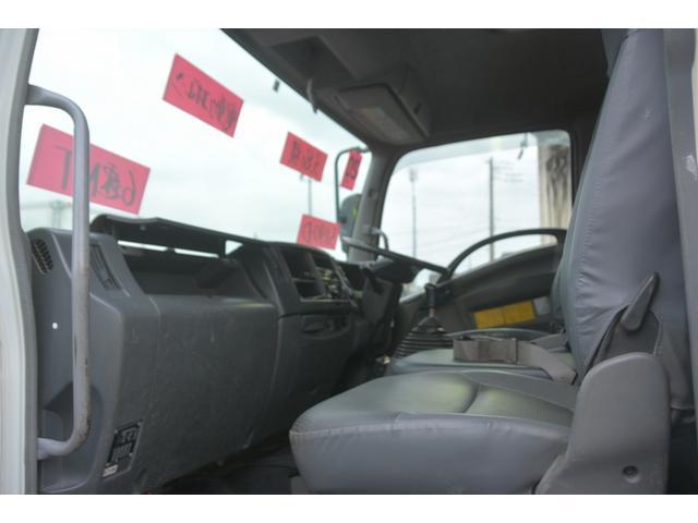 4トン ベッドレス 強化ダンプ 1方開 電動コボレーン MT 極東製 積載3800kg フォグランプ 坂道発進補助 ETC ダンプピン(32枚目)