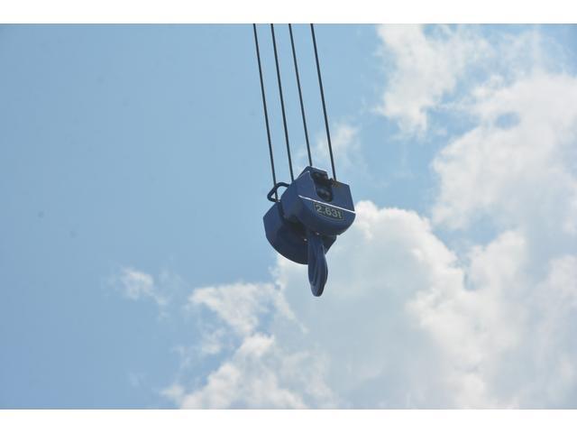 ワイドロング 4段クレーン ラジコン 2.6t吊 フックイン 5速MT ワイドロング タダノ製4段クレーン 2.63t吊 ラジコン フックイン セイコーラック 全低床 坂道発進補助 左電動格納ミラー フォグランプ 横滑り防止装置 チョーク(27枚目)