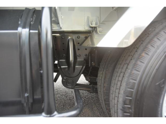 パッカー車 プレス式 新明和製 積載2000kg 4.3立米 連続動作 汚水タンク 作業灯 左電格ミラー キーレス 防臭扉(11枚目)