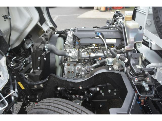 パッカー車 プレス式 新明和製 積載2000kg 4.3立米 連続動作 汚水タンク 作業灯 左電格ミラー キーレス 防臭扉(13枚目)